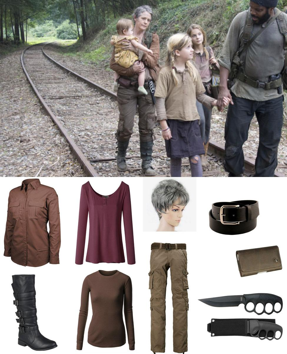 Carol Peletier Cosplay Guide