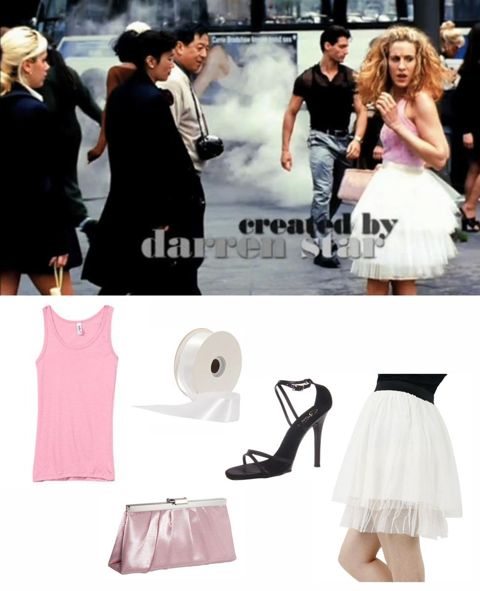 Carrie Bradshaw Cosplay Guide