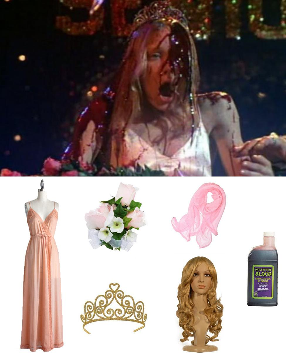 Carrie Cosplay Guide