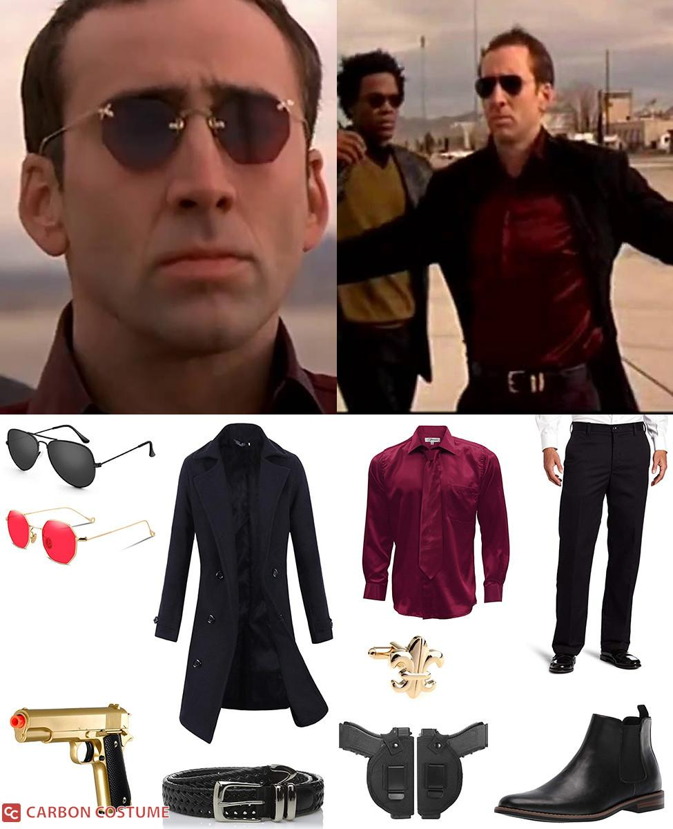 Castor Troy from Face/Off Cosplay Guide