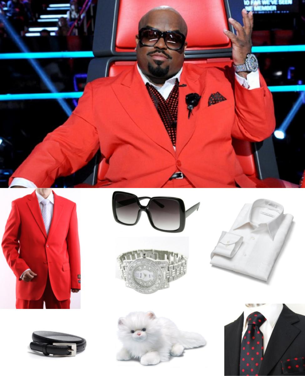 Cee Lo Green Cosplay Guide
