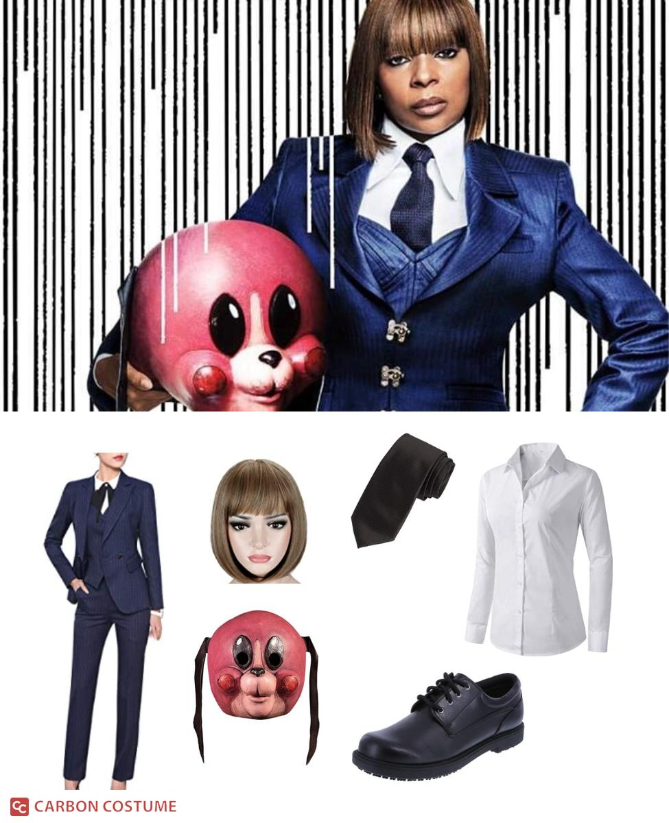 Cha-Cha from The Umbrella Academy Cosplay Guide