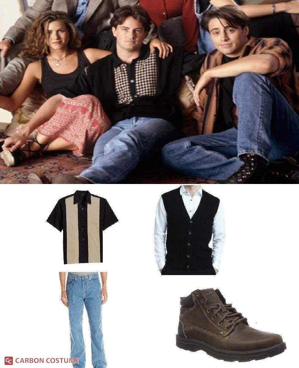 Chandler Bing from Friends Cosplay Guide