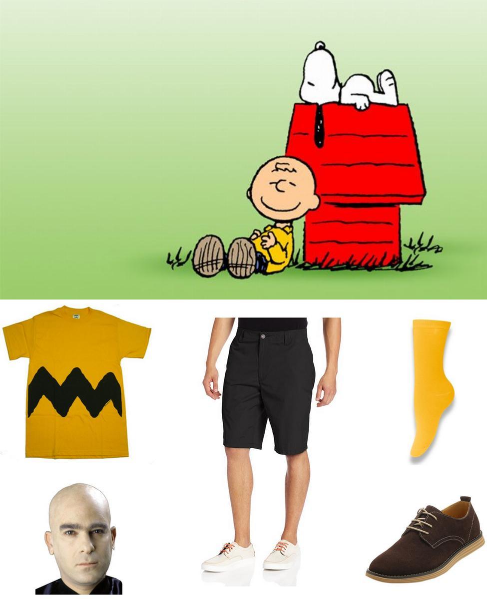 Charlie Brown Cosplay Guide