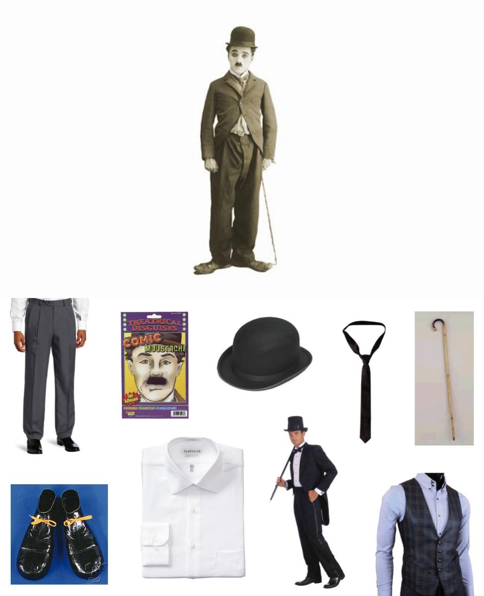 Charlie Chaplin Cosplay Guide