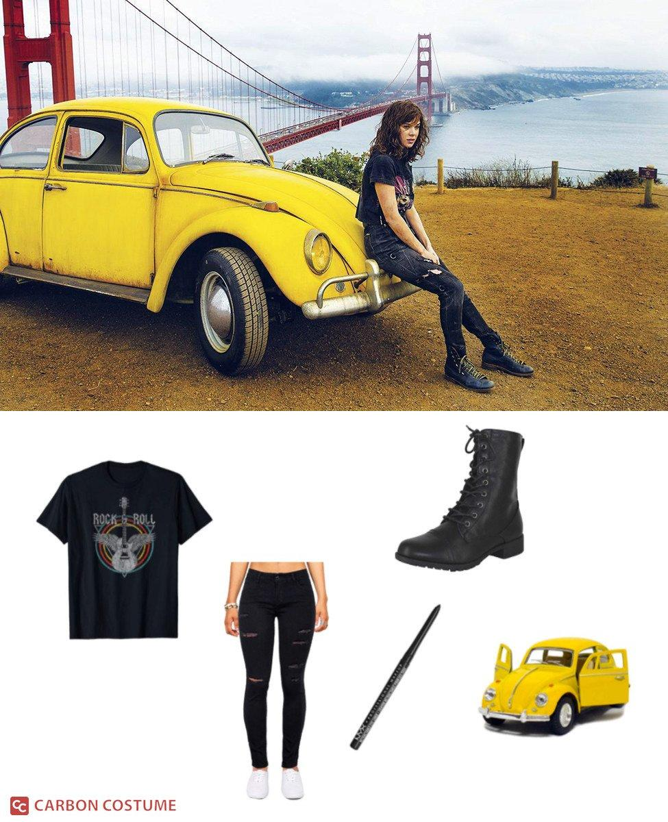 Charlie from Bumblebee Cosplay Guide