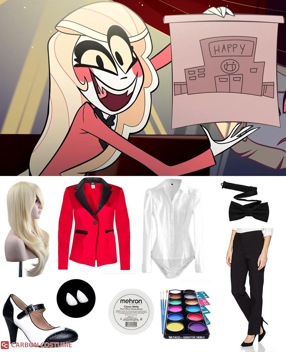 Charlie from Hazbin Hotel Cosplay Guide