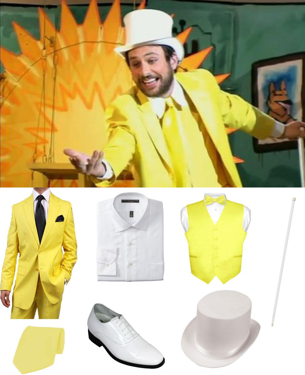 Charlie in The Nightman Cometh Cosplay Guide