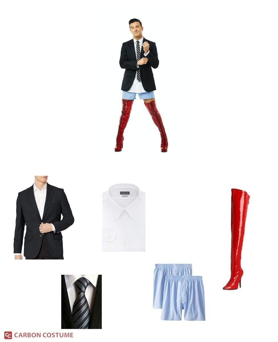 Charlie Price from Kinky Boots Cosplay Guide