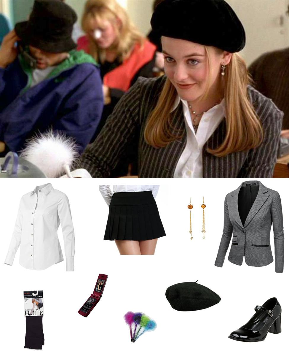 Cher from Clueless Cosplay Guide