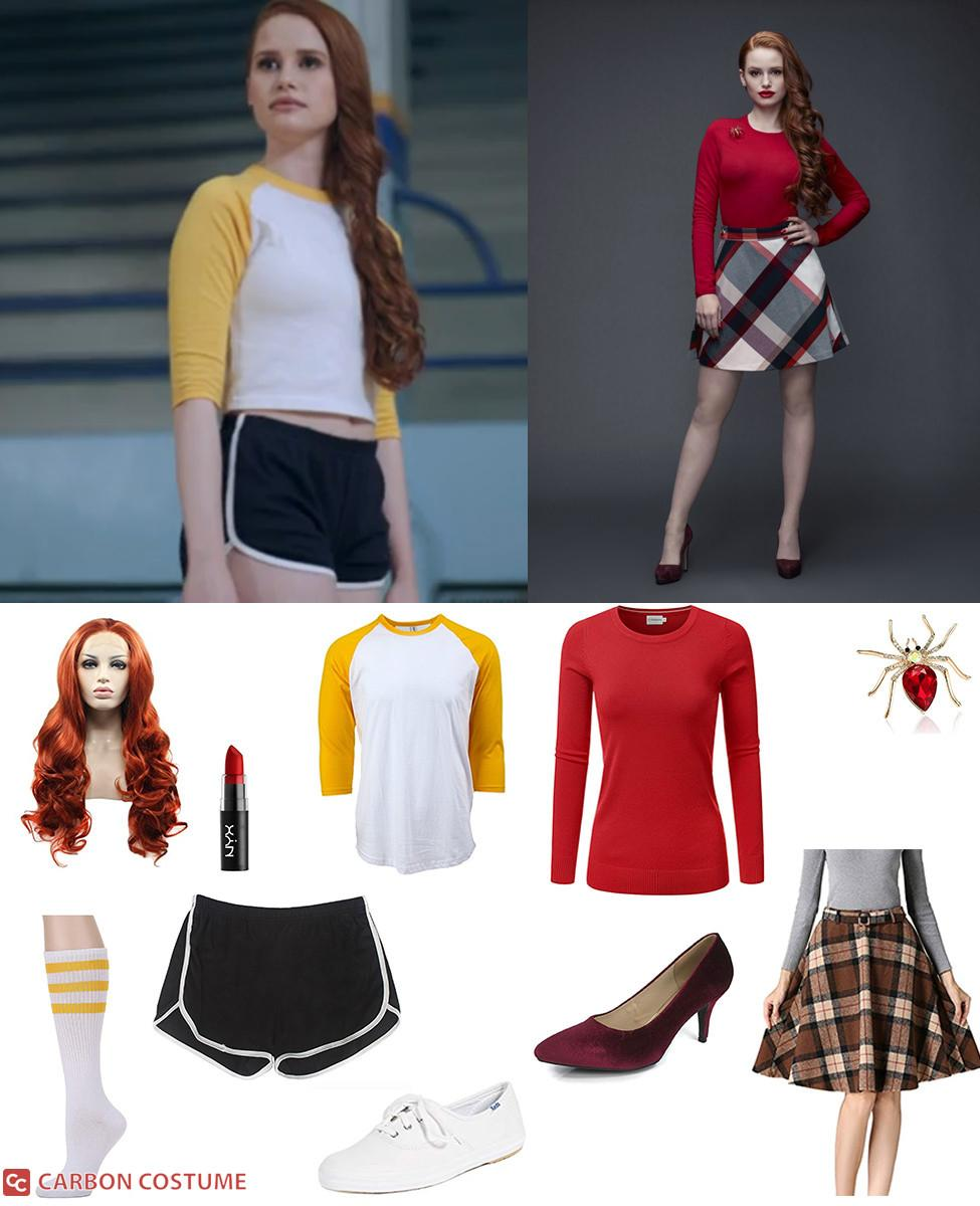 Cheryl Blossom from Riverdale Cosplay Guide