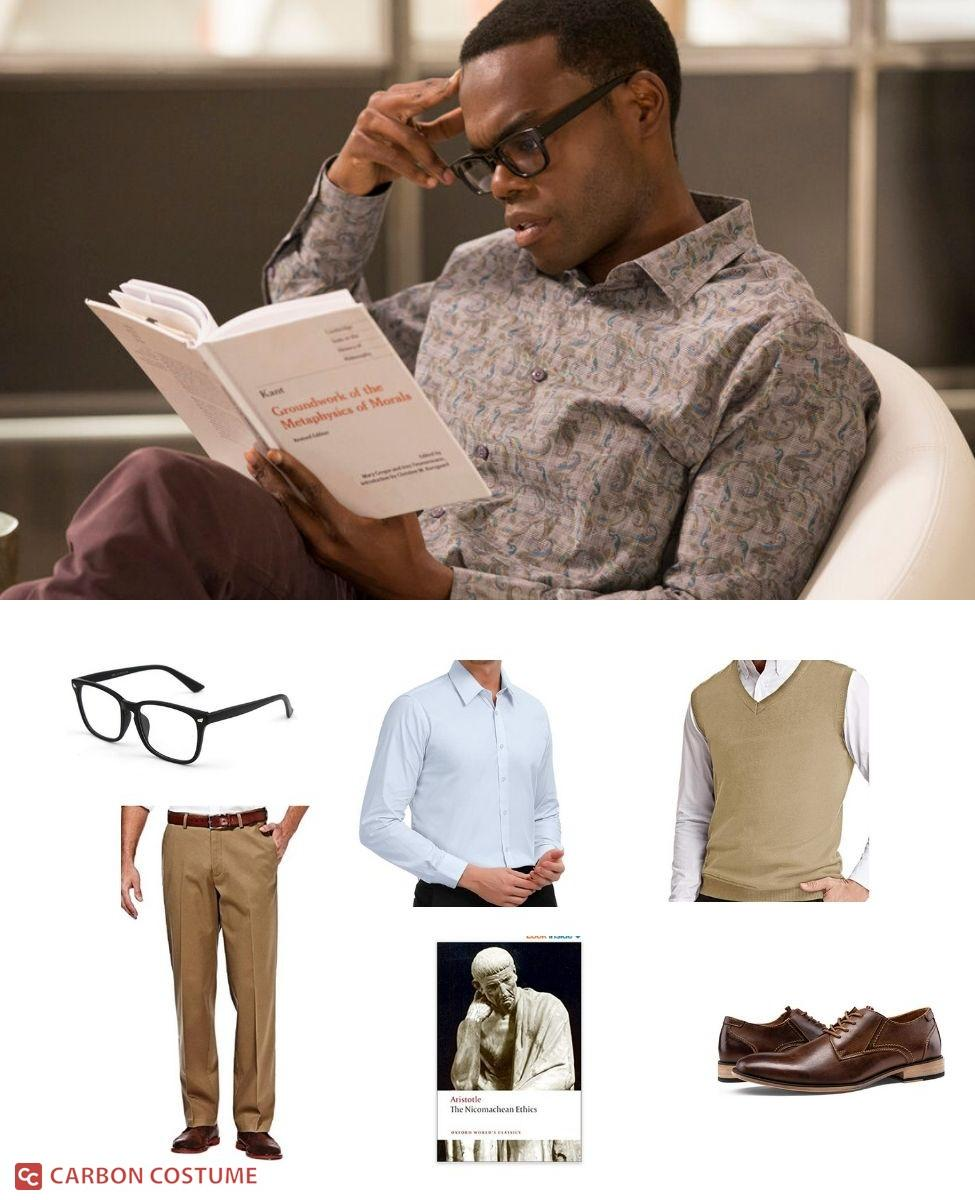 Chidi Anagonye from The Good Place Cosplay Guide
