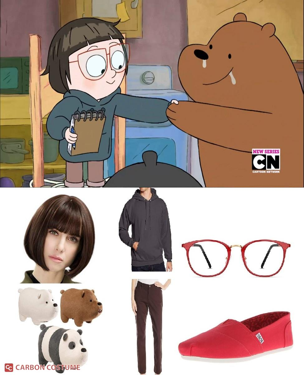 Chloe Park from We Bare Bears Cosplay Guide