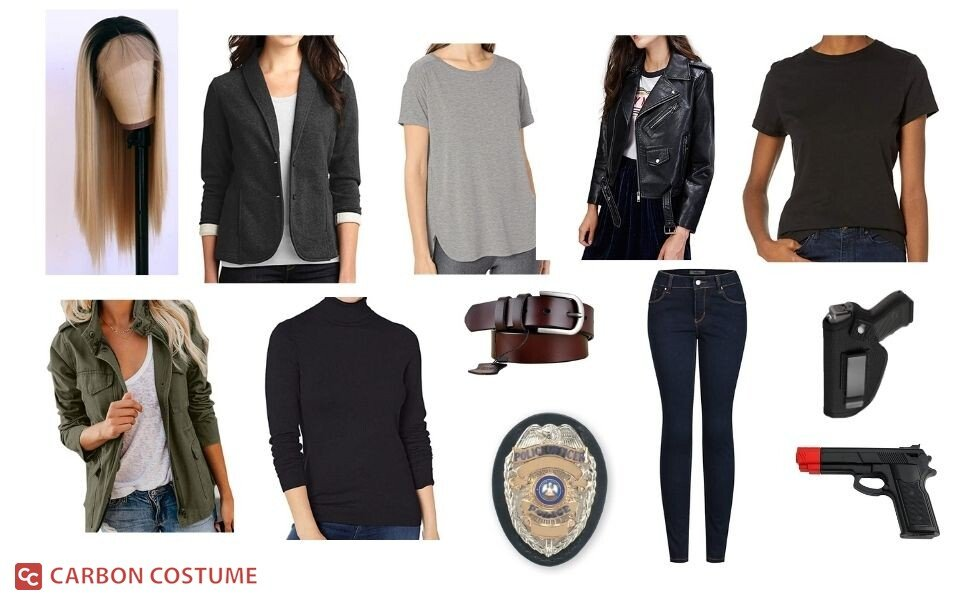 Detective Chloe Decker from Lucifer Costume