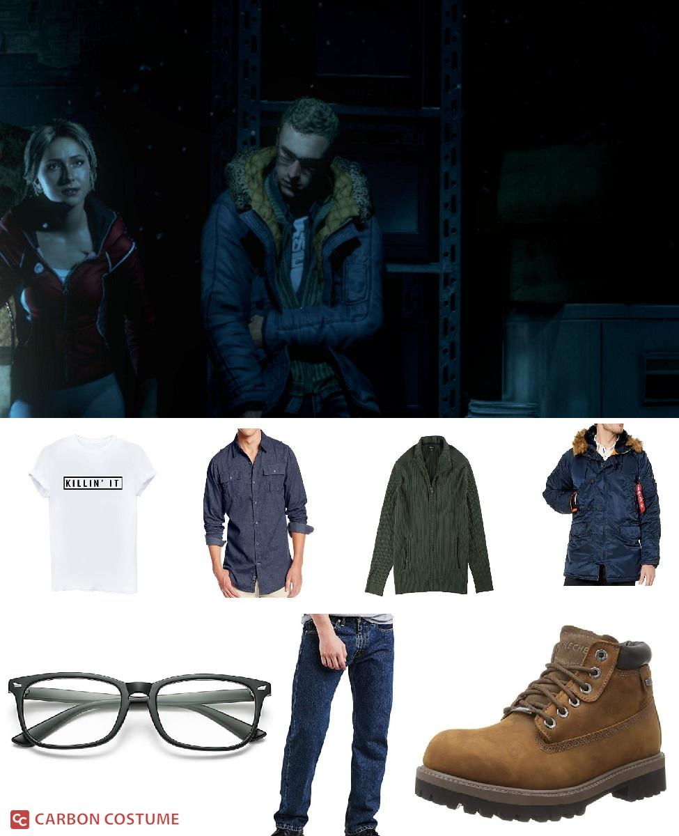 Chris from Until Dawn Cosplay Guide
