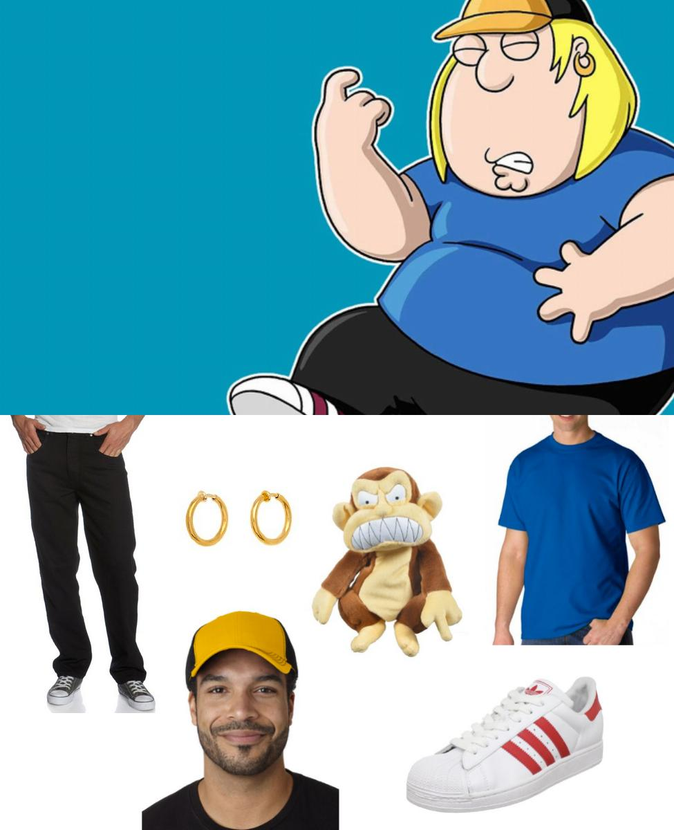 Chris Griffin Cosplay Guide
