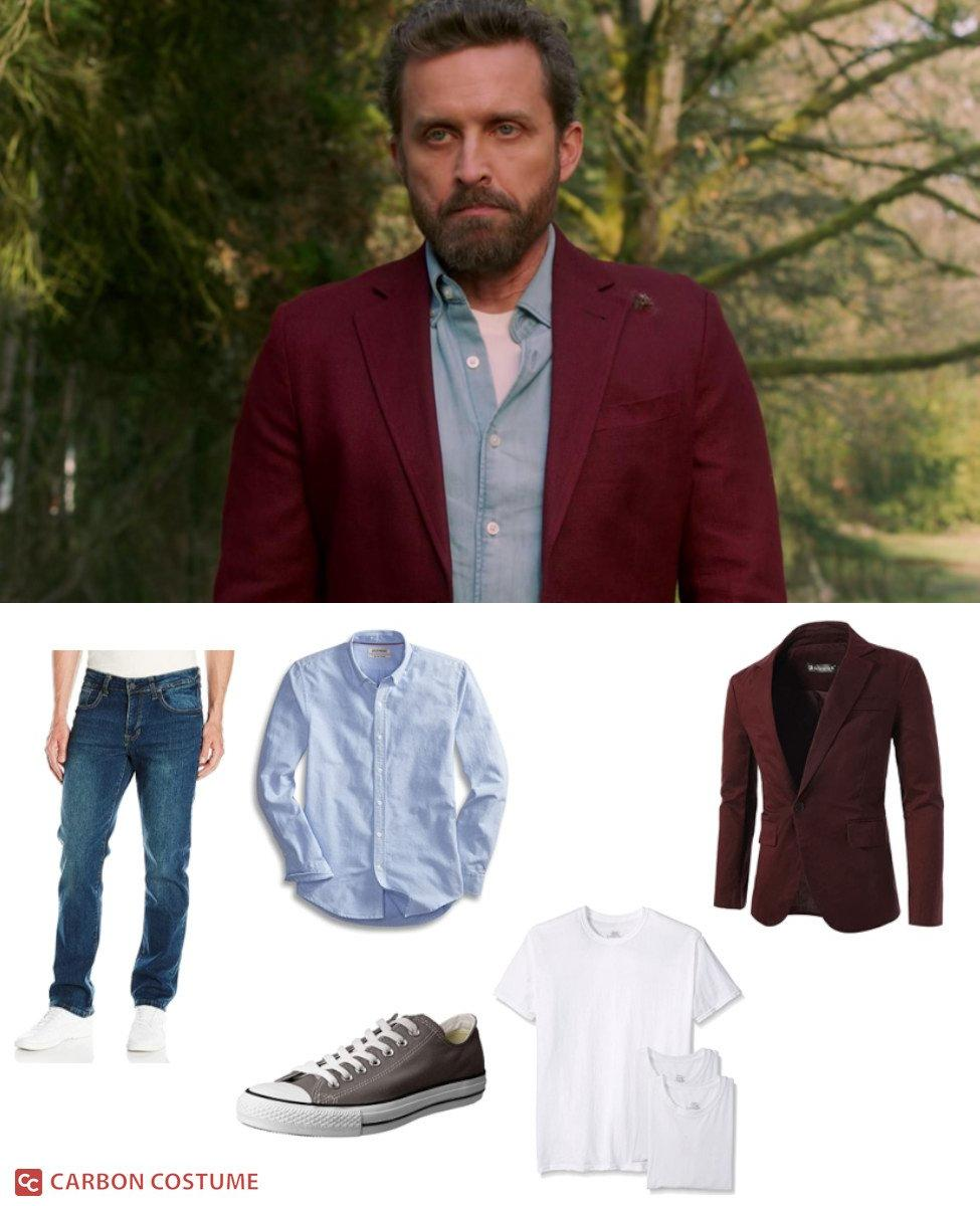 Chuck Shurley / God from Supernatural Cosplay Guide