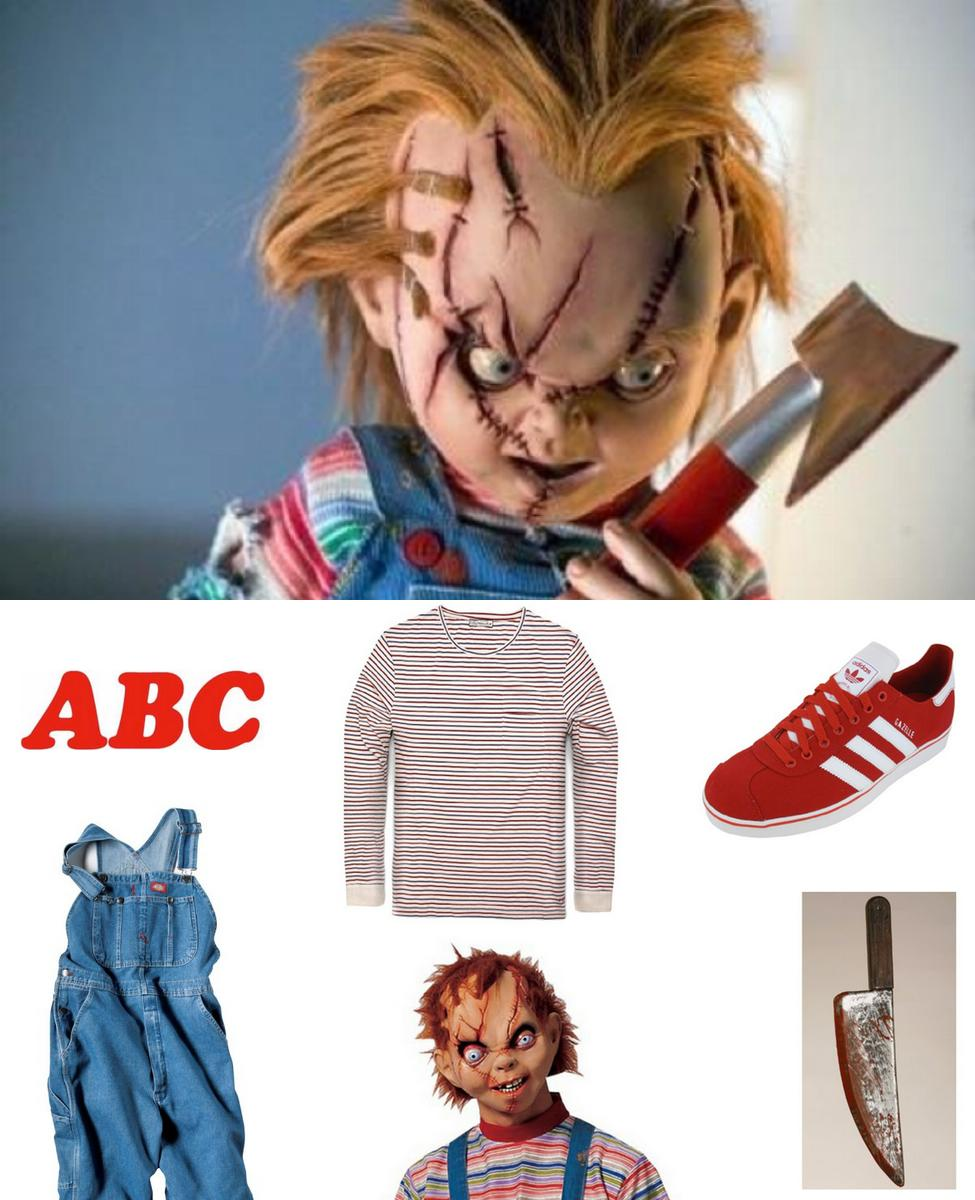 Chucky Cosplay Guide