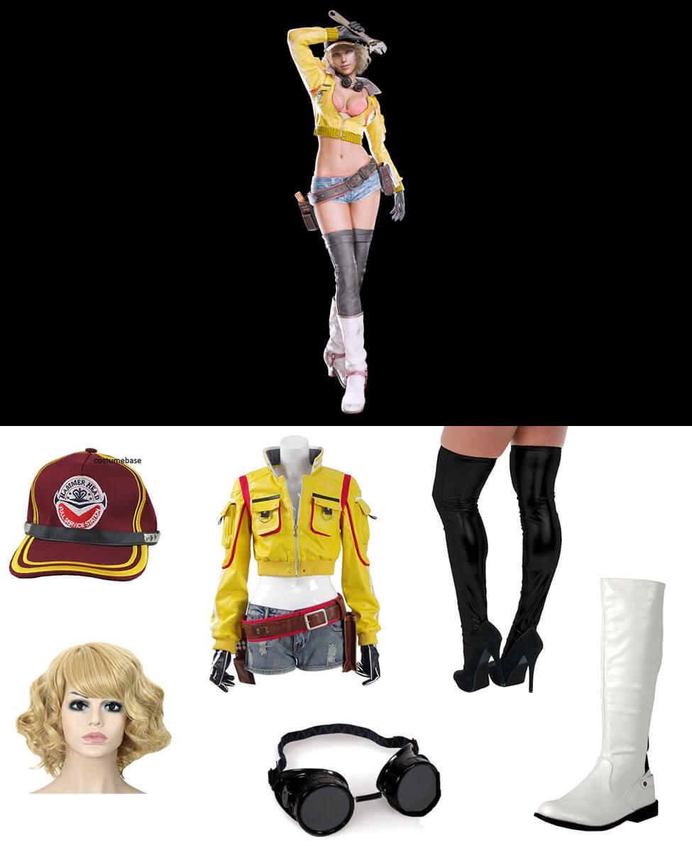 Cindy Aurum in Final Fantasy XV Cosplay Guide