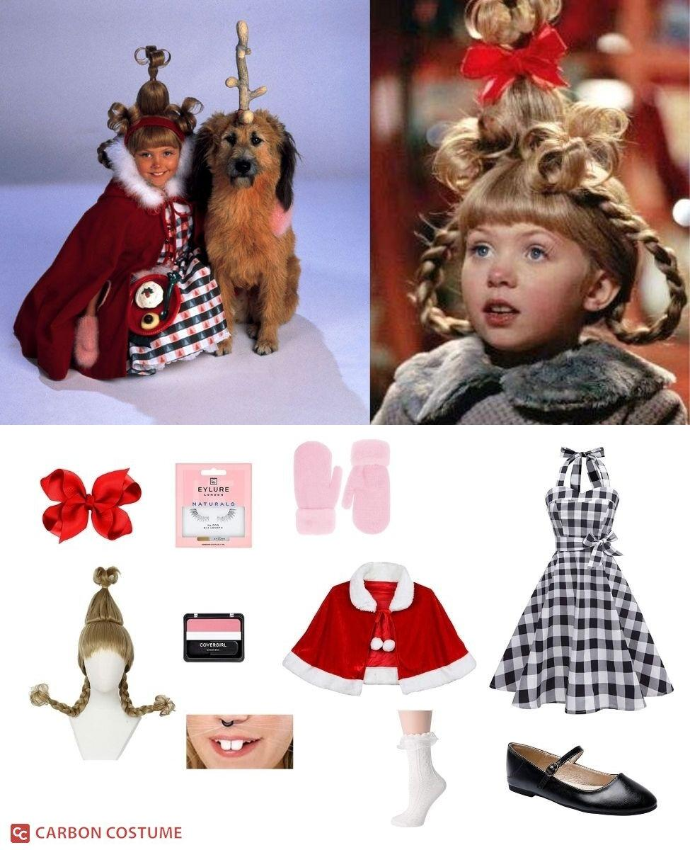 Cindy Lou Who Cosplay Guide