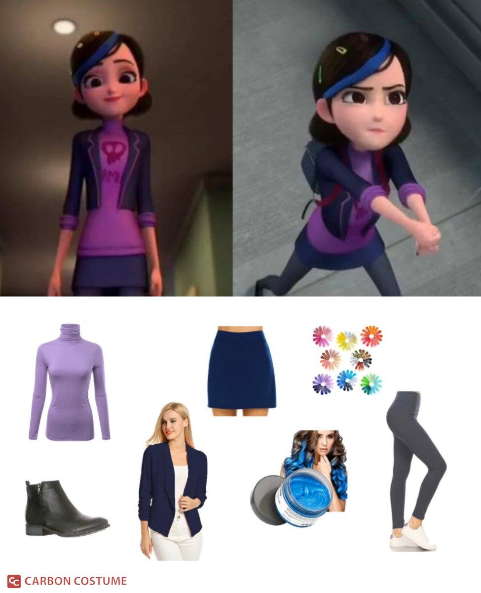 Claire from Trollhunters Cosplay Guide