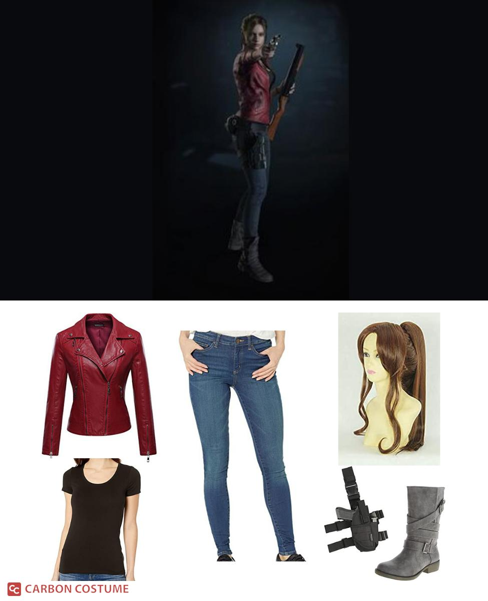 Claire Redfield from Resident Evil 2 Cosplay Guide