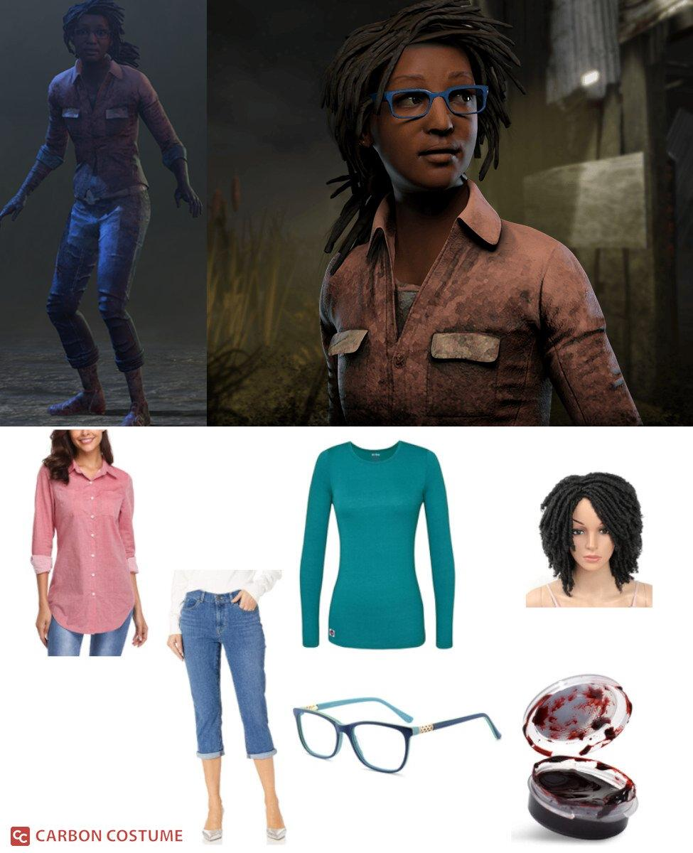 Claudette Morel from Dead by Daylight Cosplay Guide