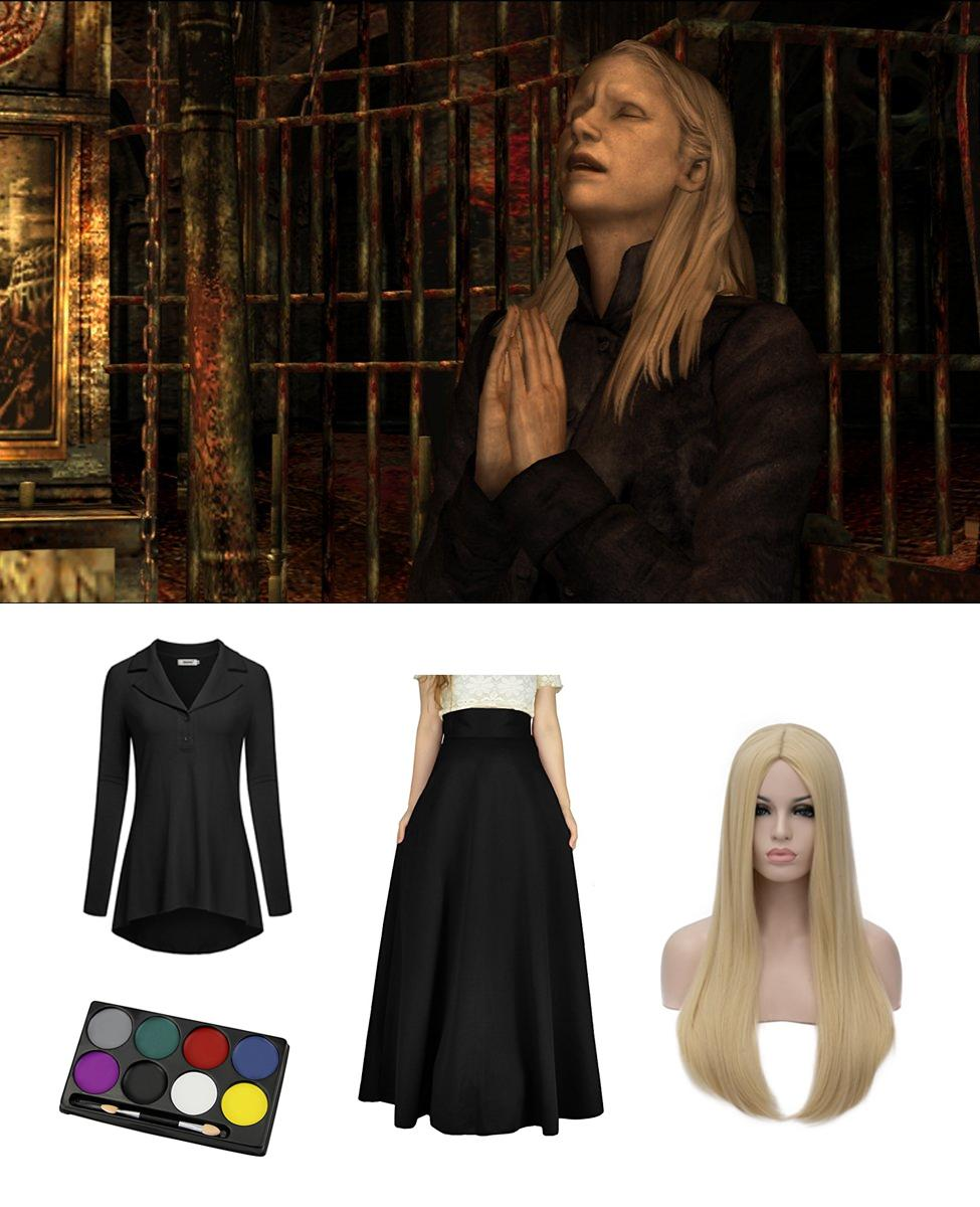 Claudia Wolf from Silent Hill 3 Cosplay Guide