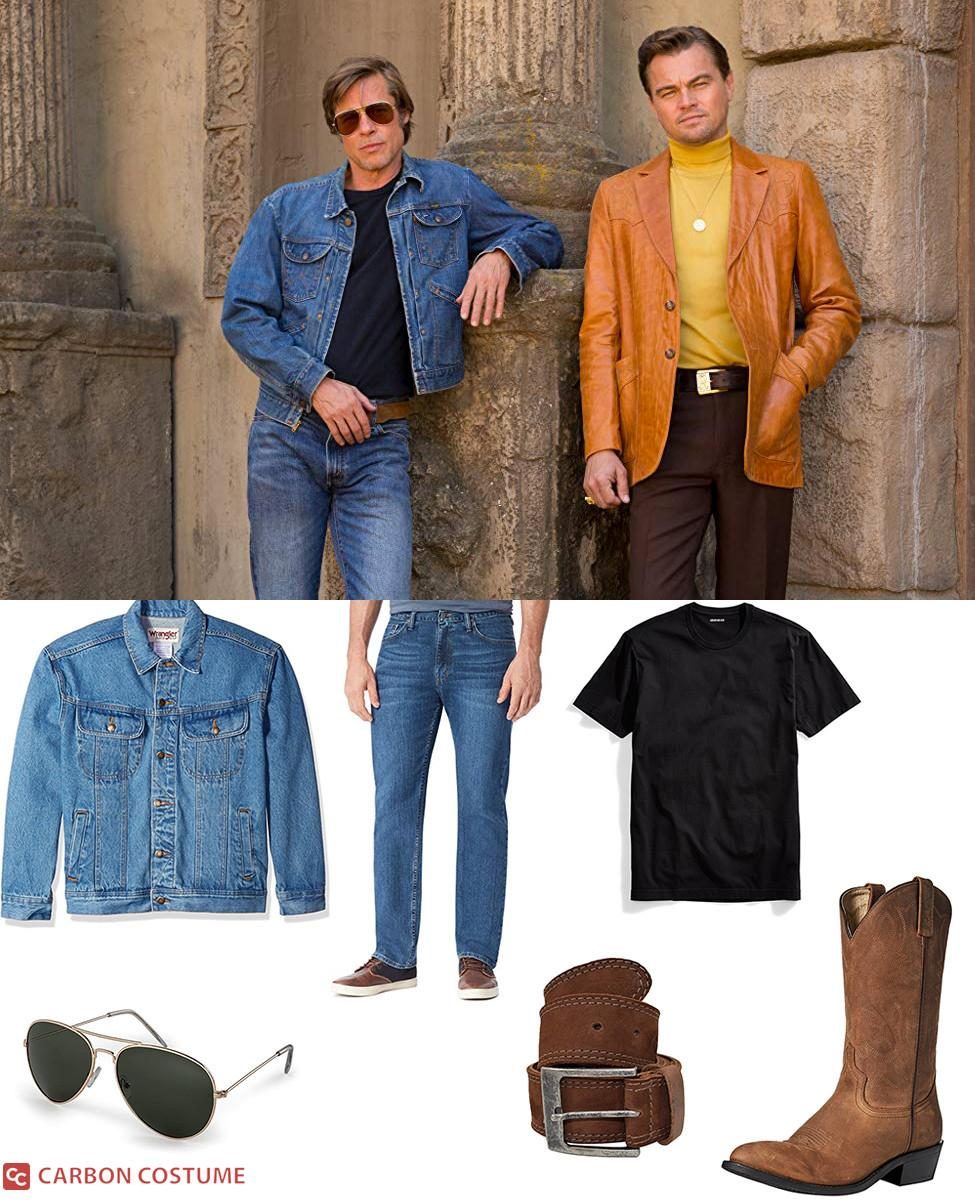 Cliff Booth from Once Upon a Time in Hollywood Cosplay Guide