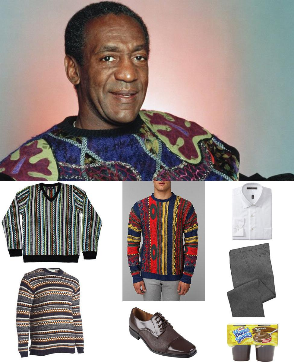 Cliff Huxtable Cosplay Guide