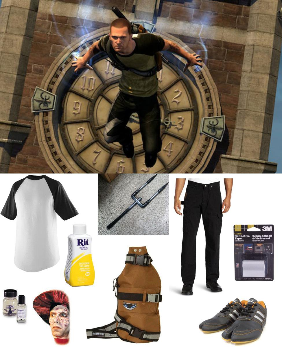 Cole MacGrath Cosplay Guide