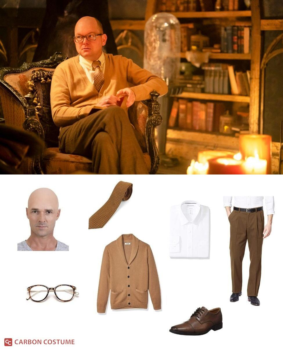 Colin from What We Do in the Shadows Cosplay Guide