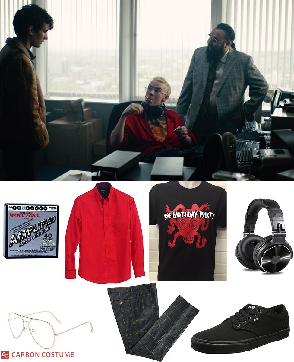 Colin Ritman from Bandersnatch Cosplay Guide