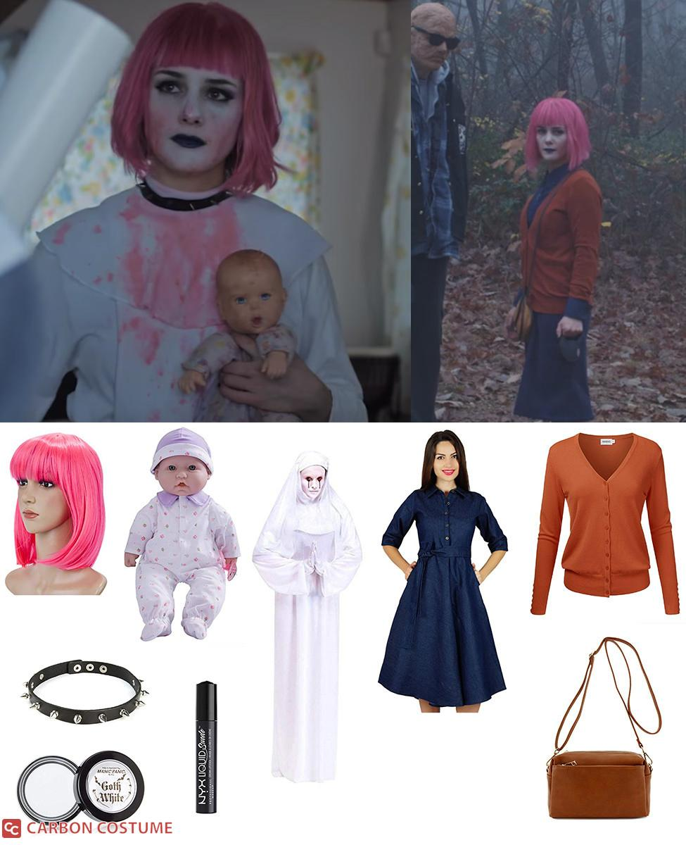 Colleen Lunsford from Little Sister Cosplay Guide