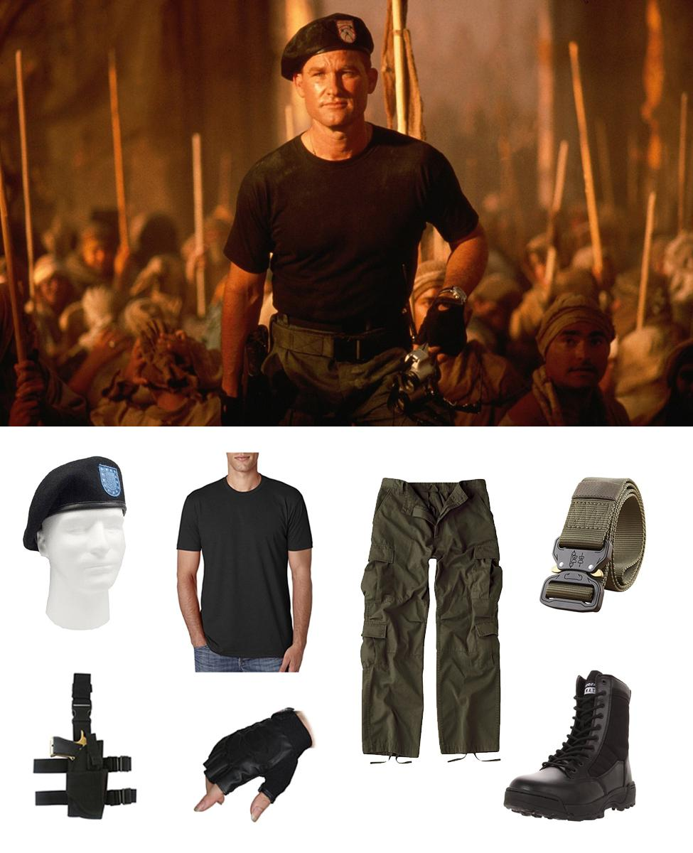 Colonel Jack O'Neil Cosplay Guide