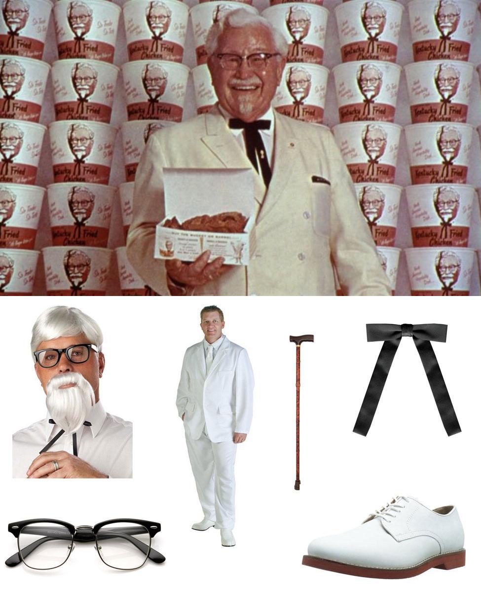 Colonel Sanders Cosplay Guide