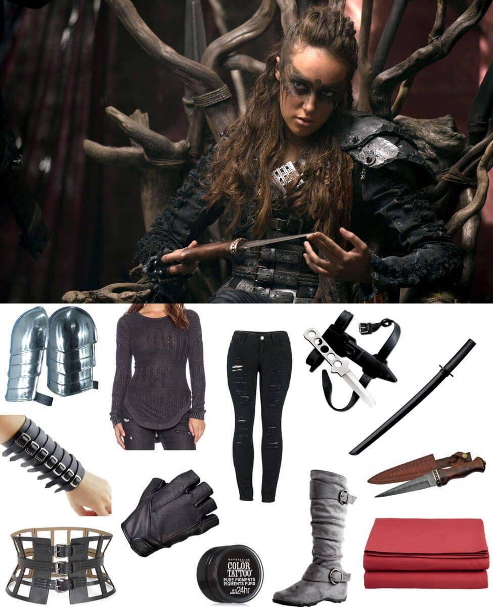 Commander Lexa Cosplay Guide