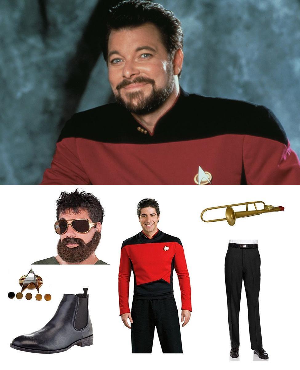 Commander William Riker Cosplay Guide