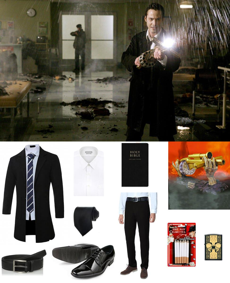 Constantine Cosplay Guide