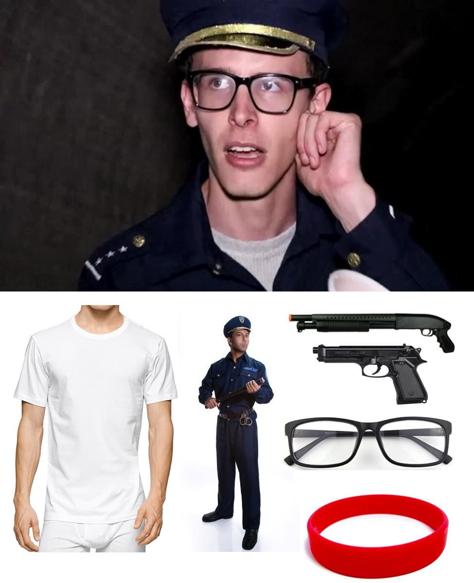 Content Cop Cosplay Guide