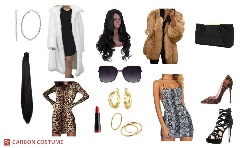"Loretha ""Cookie"" Lyon Costume"