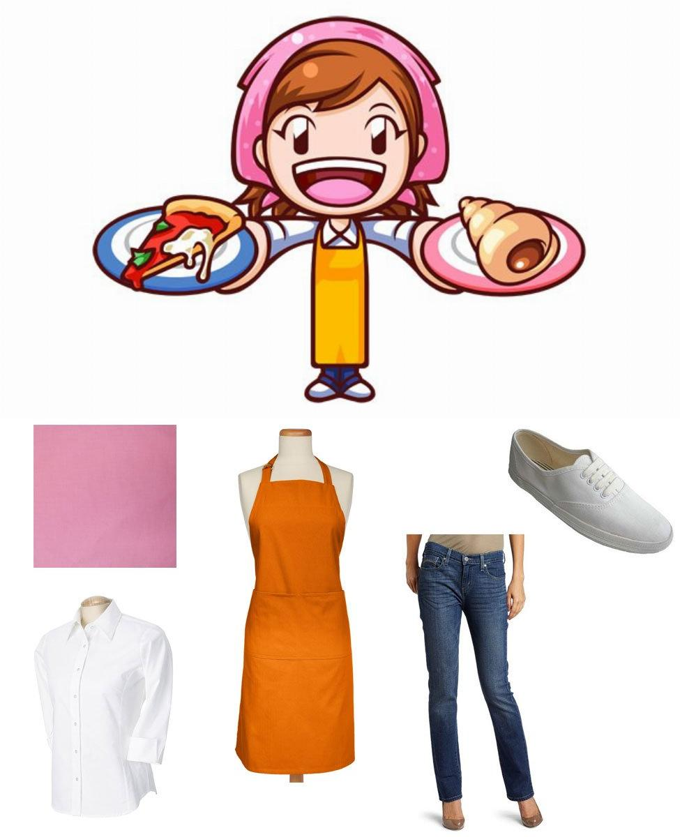 Cooking Mama Cosplay Guide