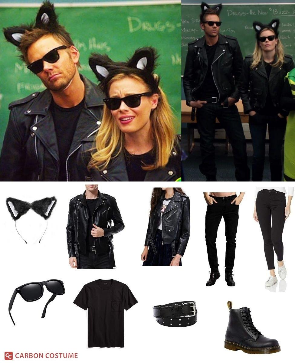 Cool Cats from Community Cosplay Guide