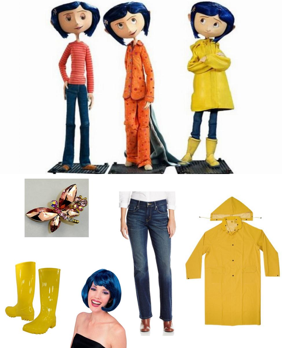 Coraline Cosplay Guide