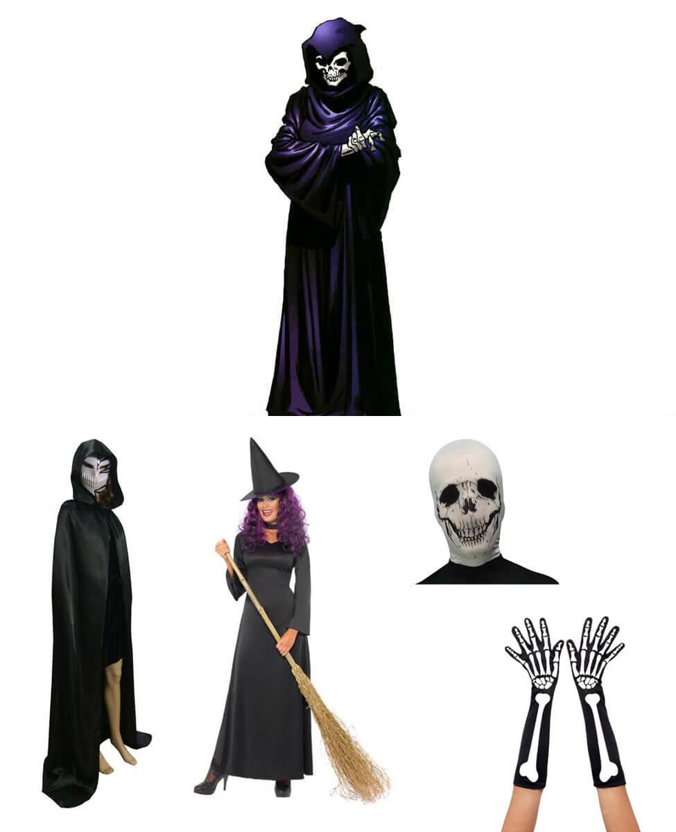 Cosmic Entity Death Cosplay Guide