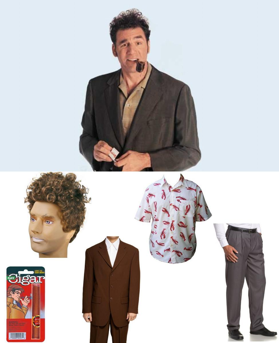 Cosmo Kramer Cosplay Guide