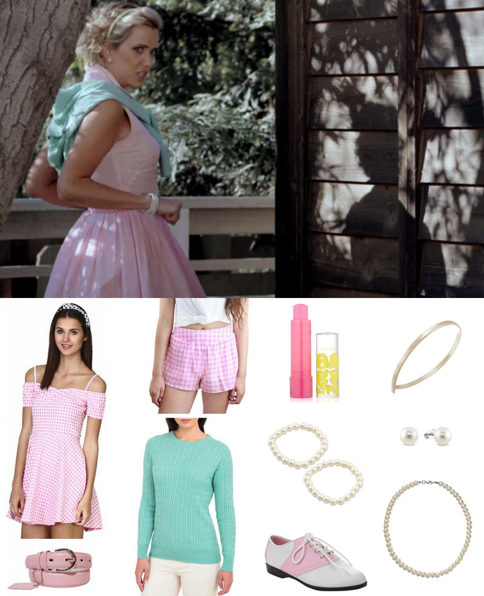 Courtney from Wet Hot American Summer Cosplay Guide