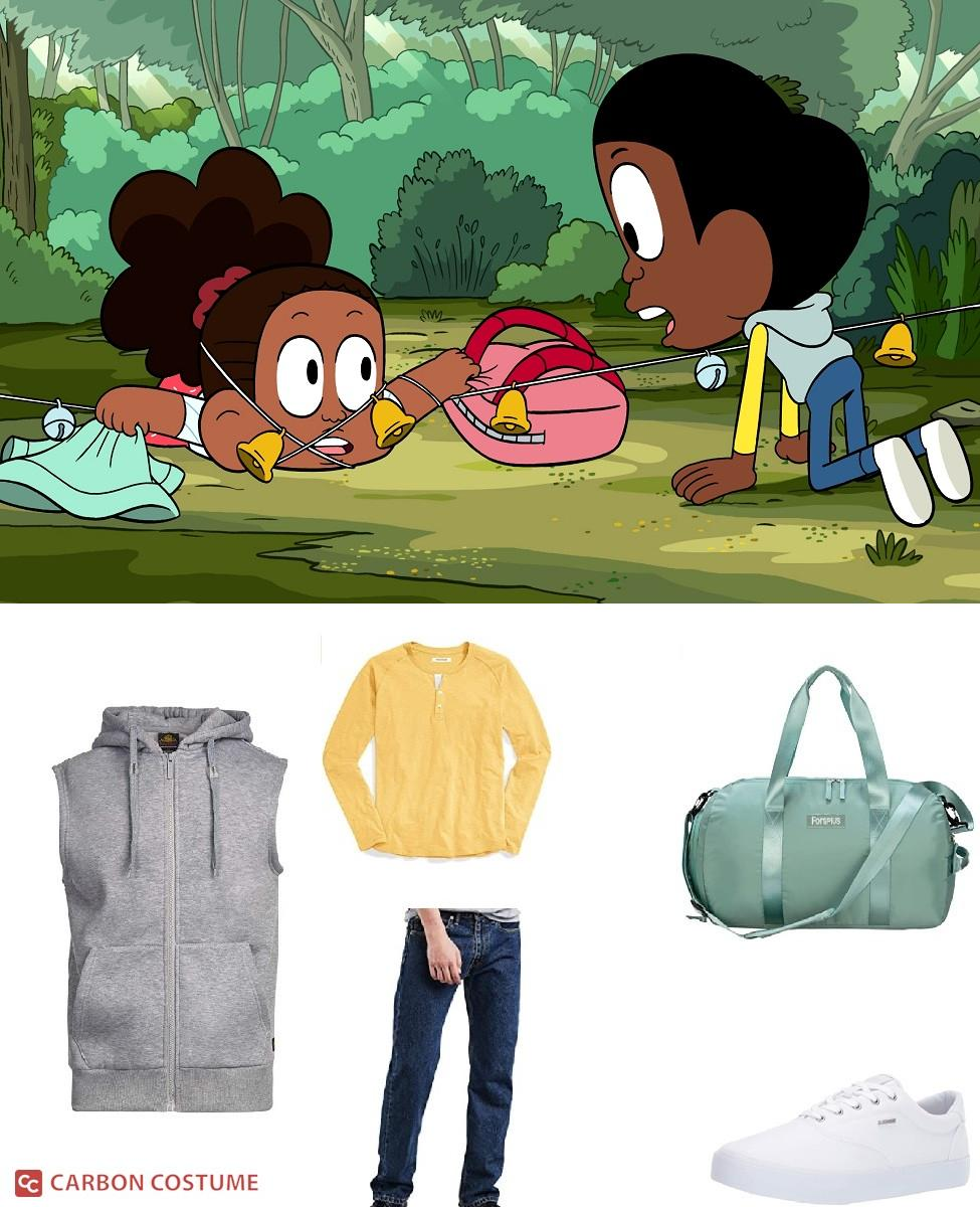 Craig Williams from Craig of the Creek Cosplay Guide