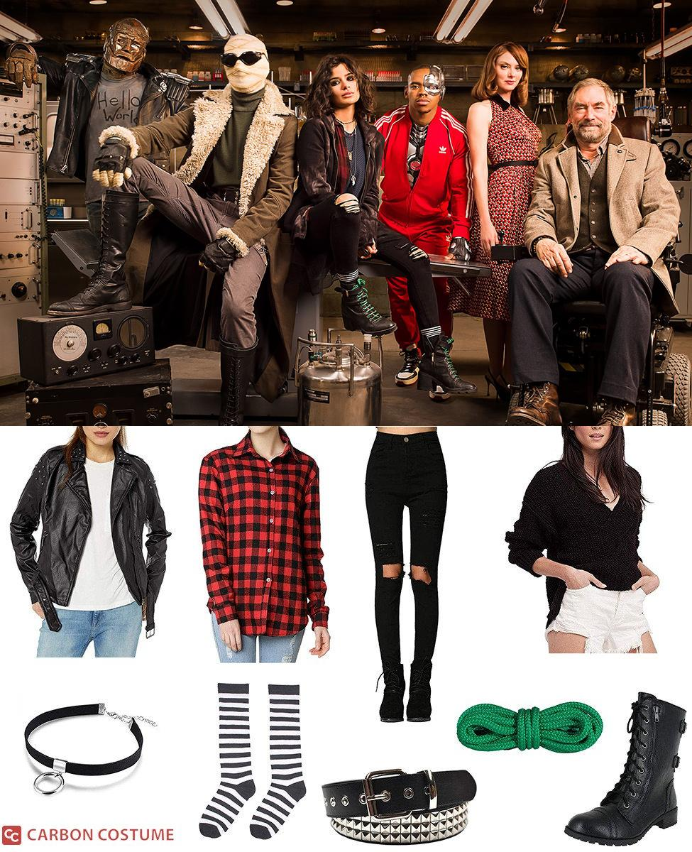Crazy Jane from Doom Patrol Cosplay Guide