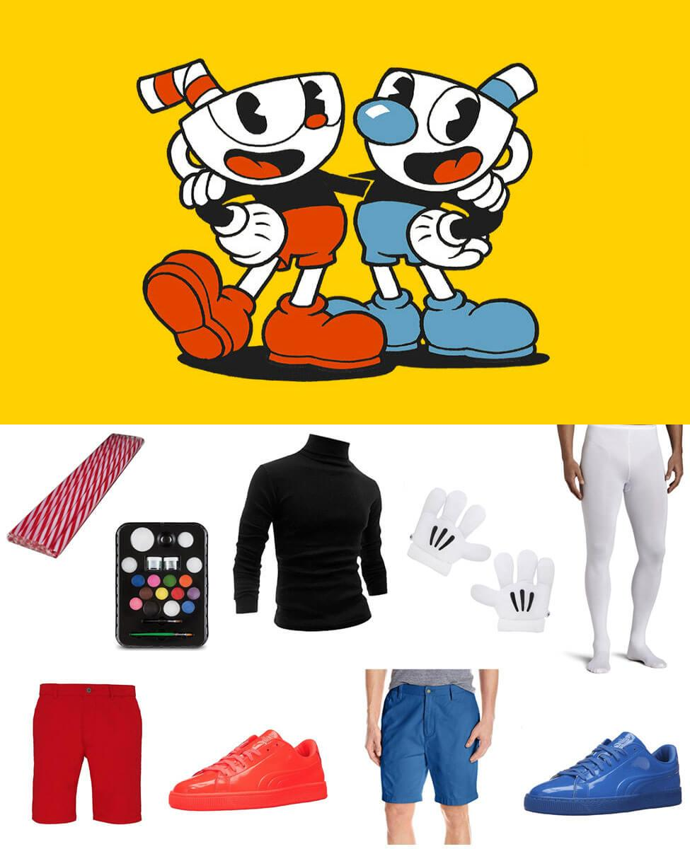 Cuphead Cosplay Guide